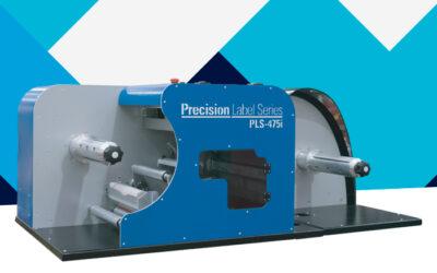 La Serie Precision Label, PLS-475i